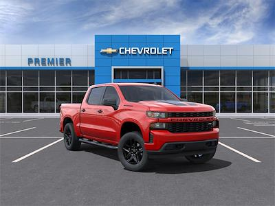 2021 Chevrolet Silverado 1500 Crew Cab 4x4, Pickup #C1647 - photo 1