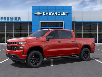 2021 Chevrolet Silverado 1500 Crew Cab 4x4, Pickup #C1647 - photo 3
