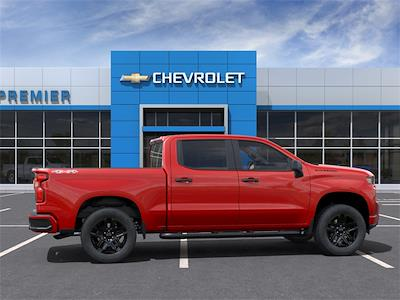2021 Chevrolet Silverado 1500 Crew Cab 4x4, Pickup #C1647 - photo 5