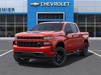 2021 Chevrolet Silverado 1500 Crew Cab 4x4, Pickup #C1647 - photo 6