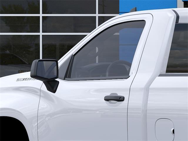 2021 Chevrolet Silverado 1500 Regular Cab 4x2, Pickup #C1652 - photo 10