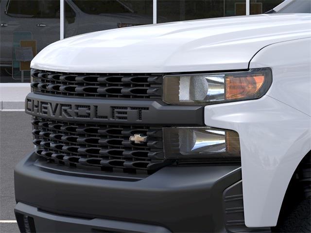 2021 Chevrolet Silverado 1500 Regular Cab 4x2, Pickup #C1652 - photo 11