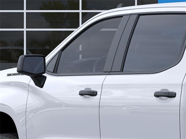 2021 Chevrolet Silverado 1500 Crew Cab 4x4, Pickup #C1676 - photo 10