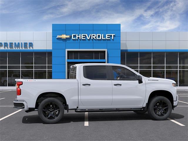 2021 Chevrolet Silverado 1500 Crew Cab 4x4, Pickup #C1676 - photo 5
