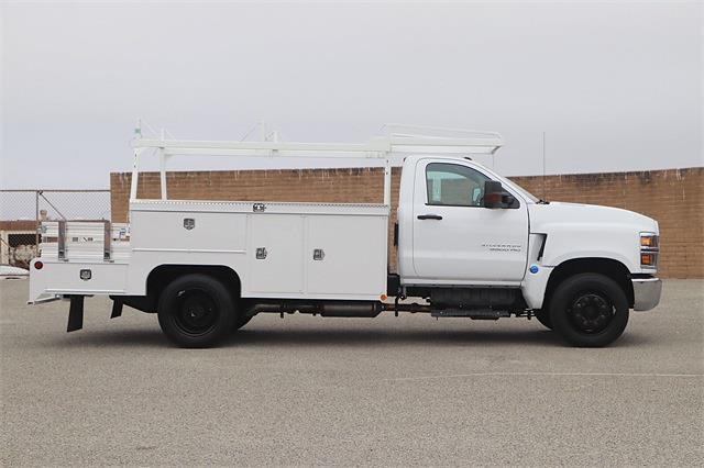 2020 Silverado 4500 Regular Cab DRW 4x2,  Scelzi SEC Combo Body #C1678 - photo 4