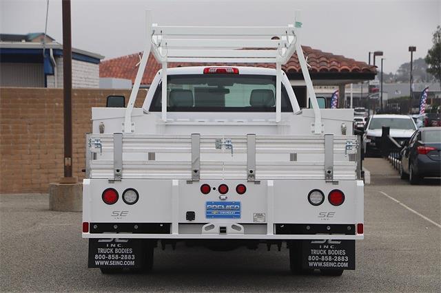 2020 Silverado 4500 Regular Cab DRW 4x2,  Scelzi SEC Combo Body #C1678 - photo 5