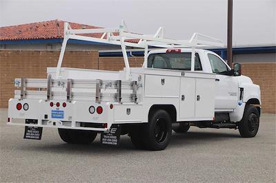 2020 Silverado 4500 Regular Cab DRW 4x2,  Scelzi SEC Combo Body #C1678 - photo 2