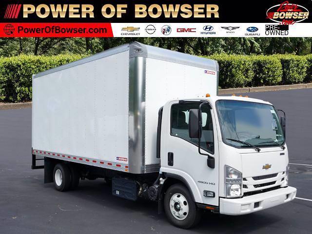 2020 LCF 4500HD Regular Cab DRW 4x2,  Morgan Truck Body Dry Freight #C20845 - photo 1