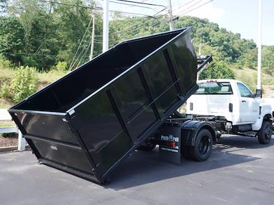 2021 Silverado 5500 Regular Cab DRW 4x4,  Hooklift Body #C21496 - photo 3