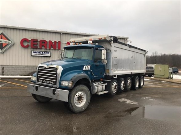 2007 Mack Granite 6x4, Dump Body #C-3703OH - photo 1