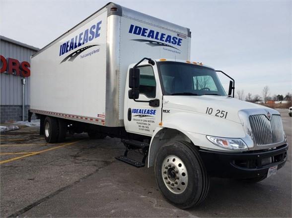 2020 International MV 4x2, Dry Freight #L10-251 - photo 1