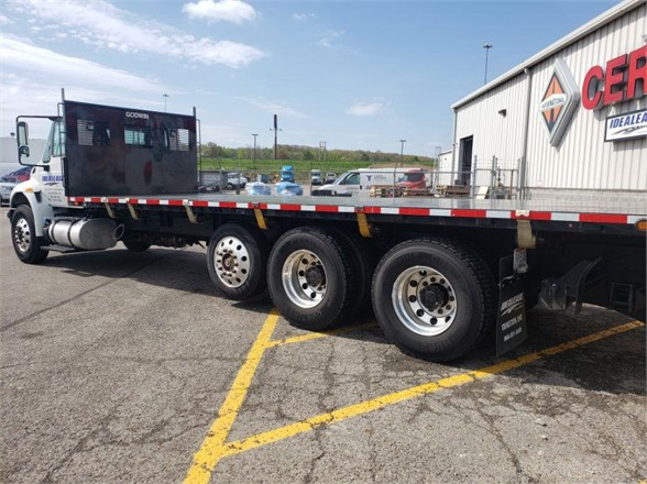 2019 International DuraStar 4400 6x4, Platform Body #L20-164 - photo 1