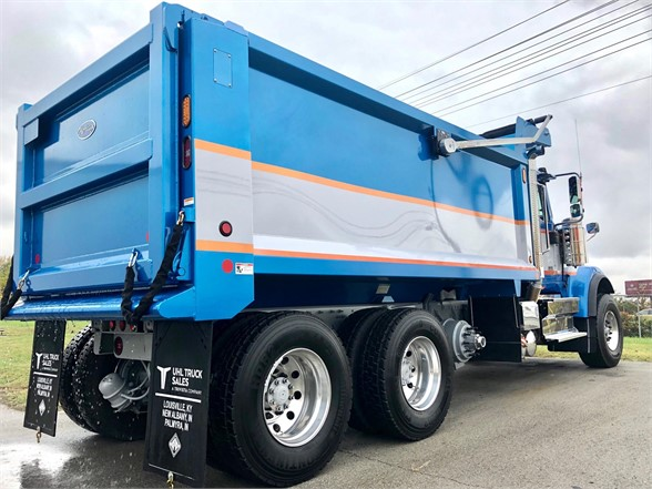 2021 International HX 6x4, Heritage Dump Body #KY20292 - photo 1