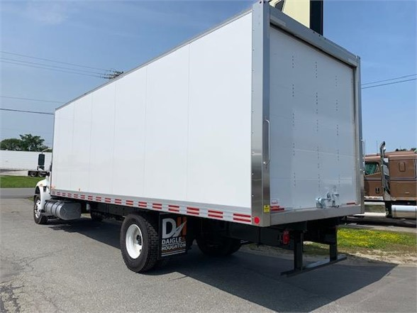 2019 International MV 4x2, Messer Truck Equipment Dry Freight #110978 - photo 1