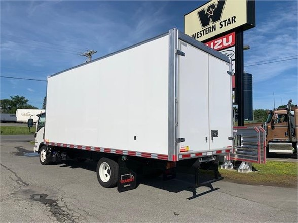 2019 Isuzu NPR-XD Regular Cab 4x2, Messer Truck Equipment Dry Freight #111378 - photo 1
