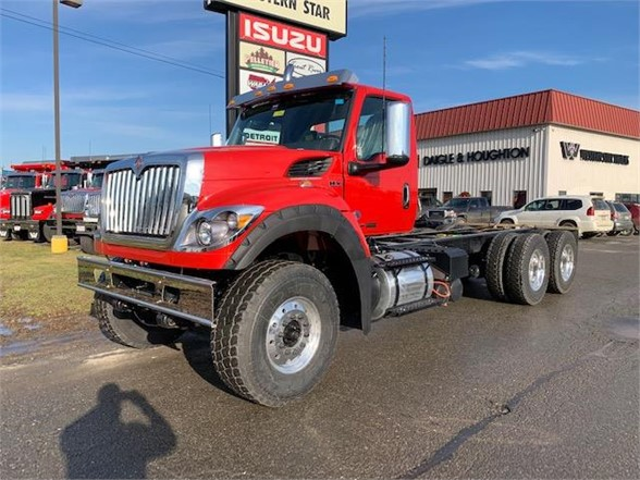 2020 International HV 6x4, Cab Chassis #113012 - photo 1