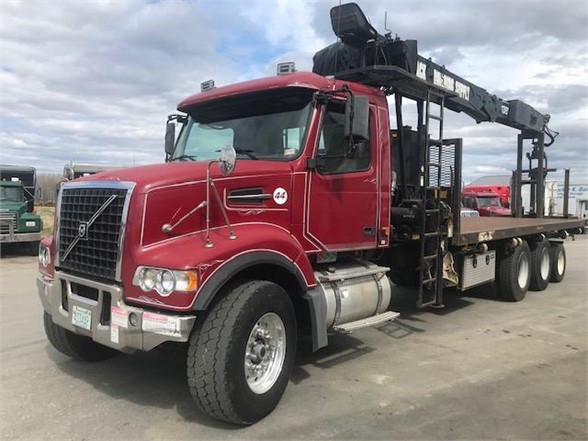 2005 Volvo VHD 6x4, Crane Body #113658 - photo 1