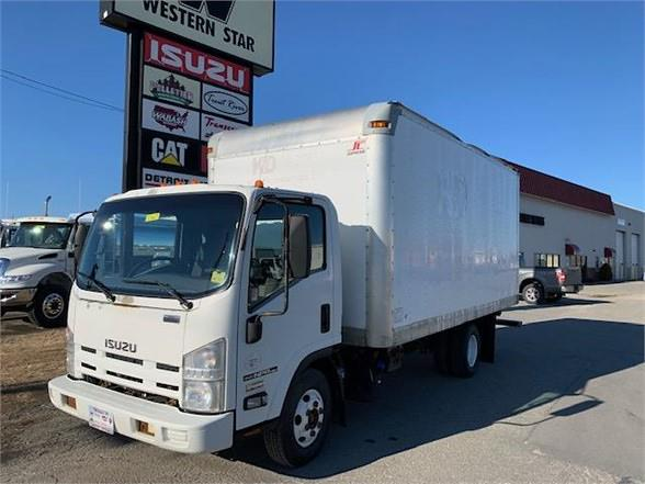 2011 Isuzu NPR 4x2, Supreme Dry Freight #113667 - photo 1