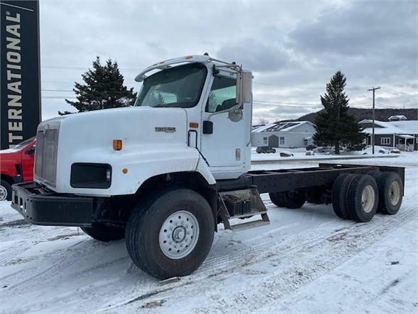 2007 International PayStar 5600i 6x4, Cab Chassis #114518 - photo 1