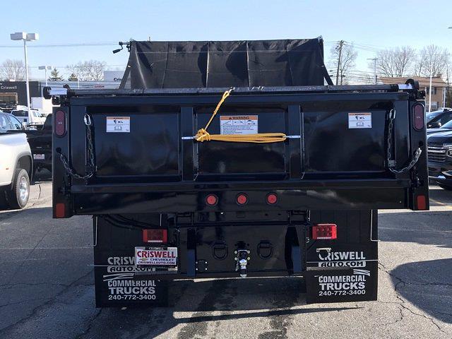 2020 Chevrolet Silverado 5500 Crew Cab DRW 4x4, Dump Body #Q200635 - photo 5
