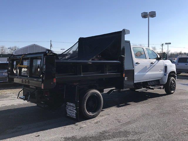 2020 Chevrolet Silverado 5500 Crew Cab DRW 4x4, Dump Body #Q200635 - photo 6