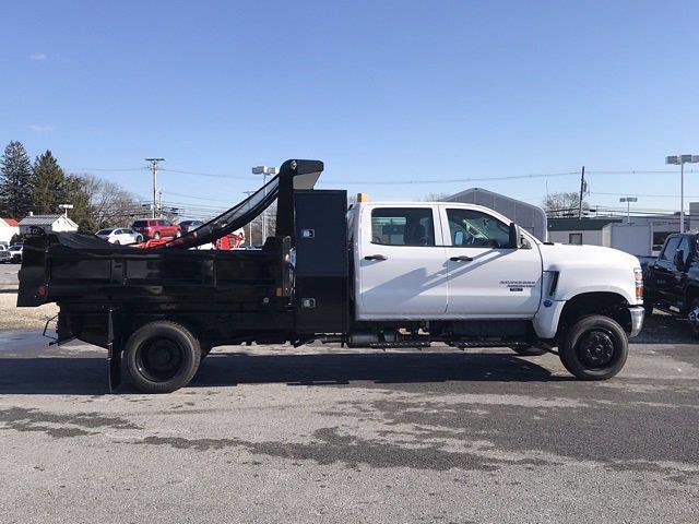 2020 Chevrolet Silverado 5500 Crew Cab DRW 4x4, Dump Body #Q200635 - photo 7