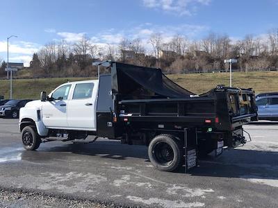 2020 Chevrolet Silverado 5500 Crew Cab DRW 4x4, Dump Body #Q200635 - photo 2