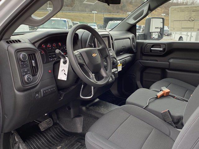 2020 Silverado 3500 Regular Cab DRW 4x4,  Rugby Eliminator LP Steel Dump Body #Q200989 - photo 12