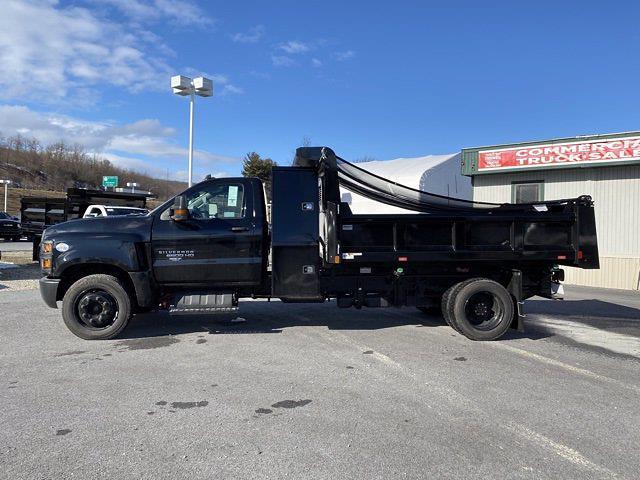 2020 Chevrolet Silverado 6500 Regular Cab DRW 4x2, Rugby Eliminator LP Steel Dump Body #Q200994 - photo 4