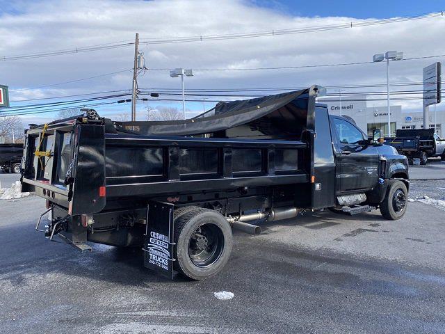 2020 Chevrolet Silverado 6500 Regular Cab DRW 4x2, Rugby Eliminator LP Steel Dump Body #Q200994 - photo 6