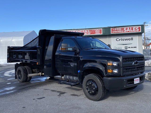 2020 Chevrolet Silverado 6500 Regular Cab DRW 4x2, Rugby Eliminator LP Steel Dump Body #Q200994 - photo 8