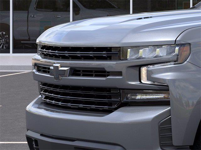 2021 Chevrolet Silverado 1500 Double Cab 4x4, Pickup #Q210048 - photo 11