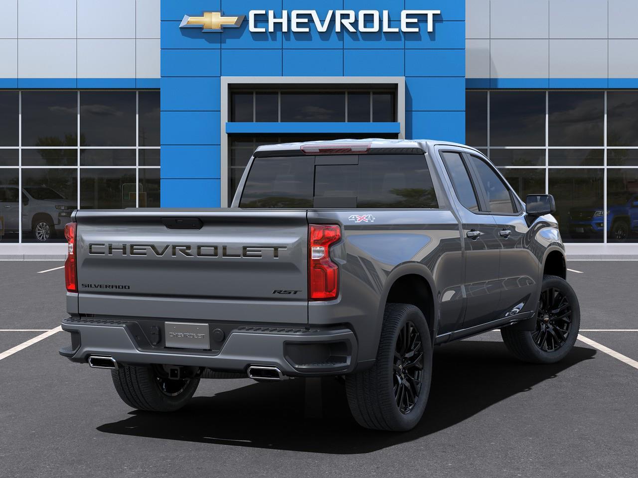 2021 Chevrolet Silverado 1500 Double Cab 4x4, Pickup #Q210048 - photo 24