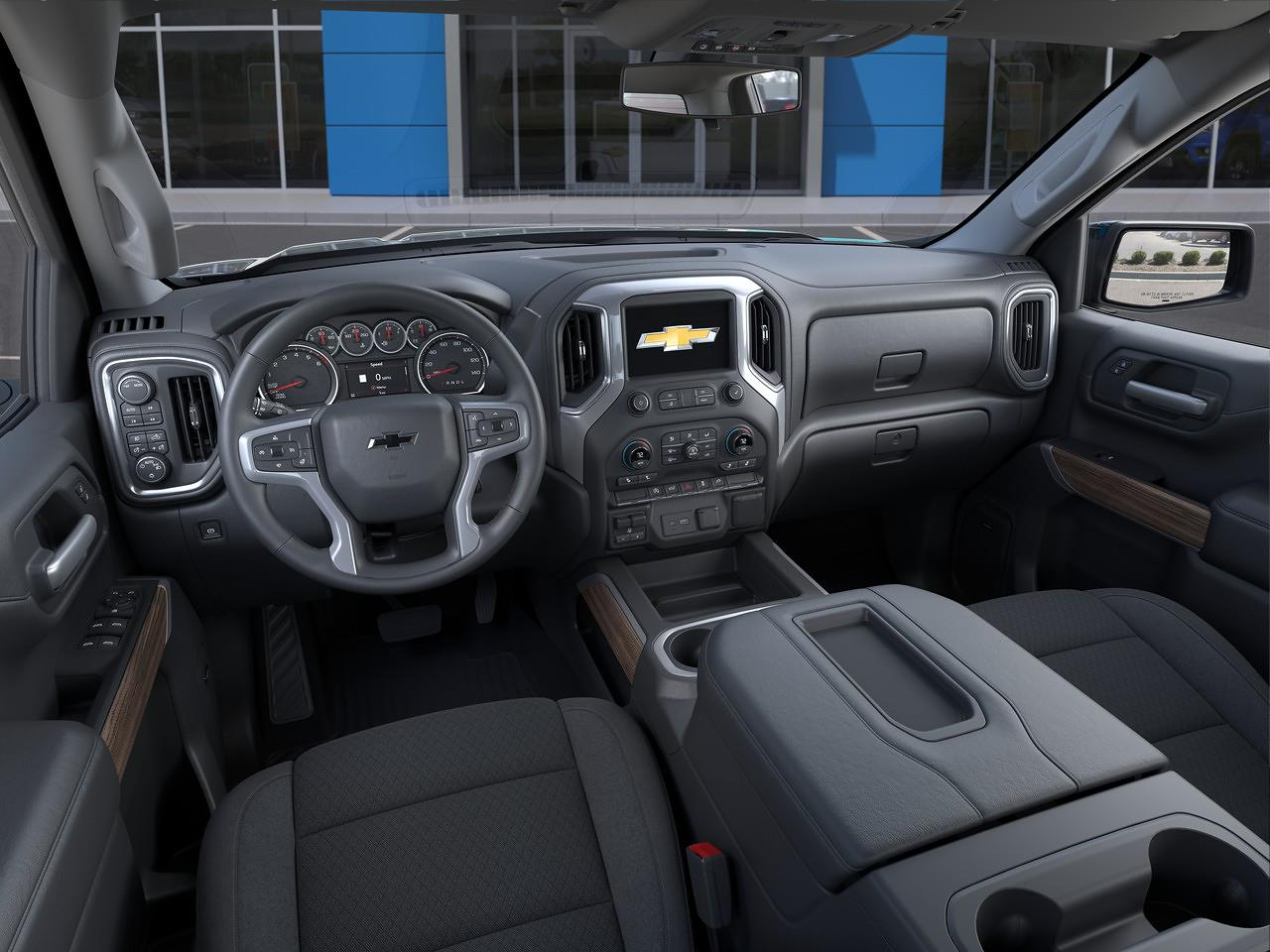 2021 Chevrolet Silverado 1500 Double Cab 4x4, Pickup #Q210048 - photo 32