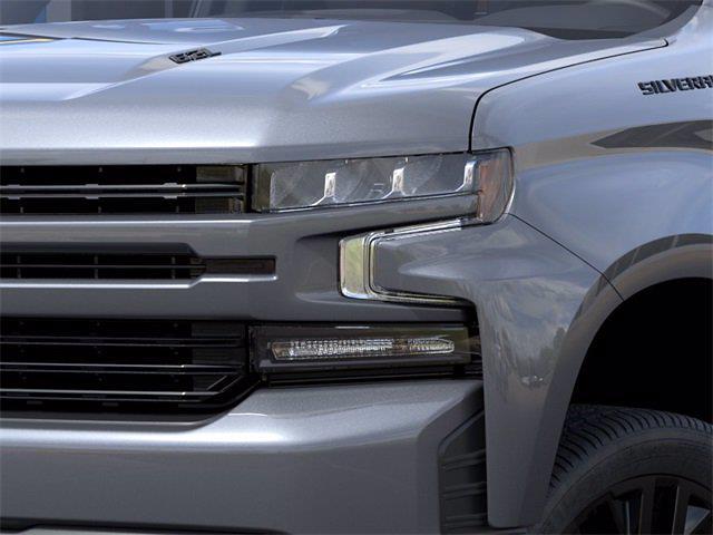 2021 Chevrolet Silverado 1500 Double Cab 4x4, Pickup #Q210048 - photo 8