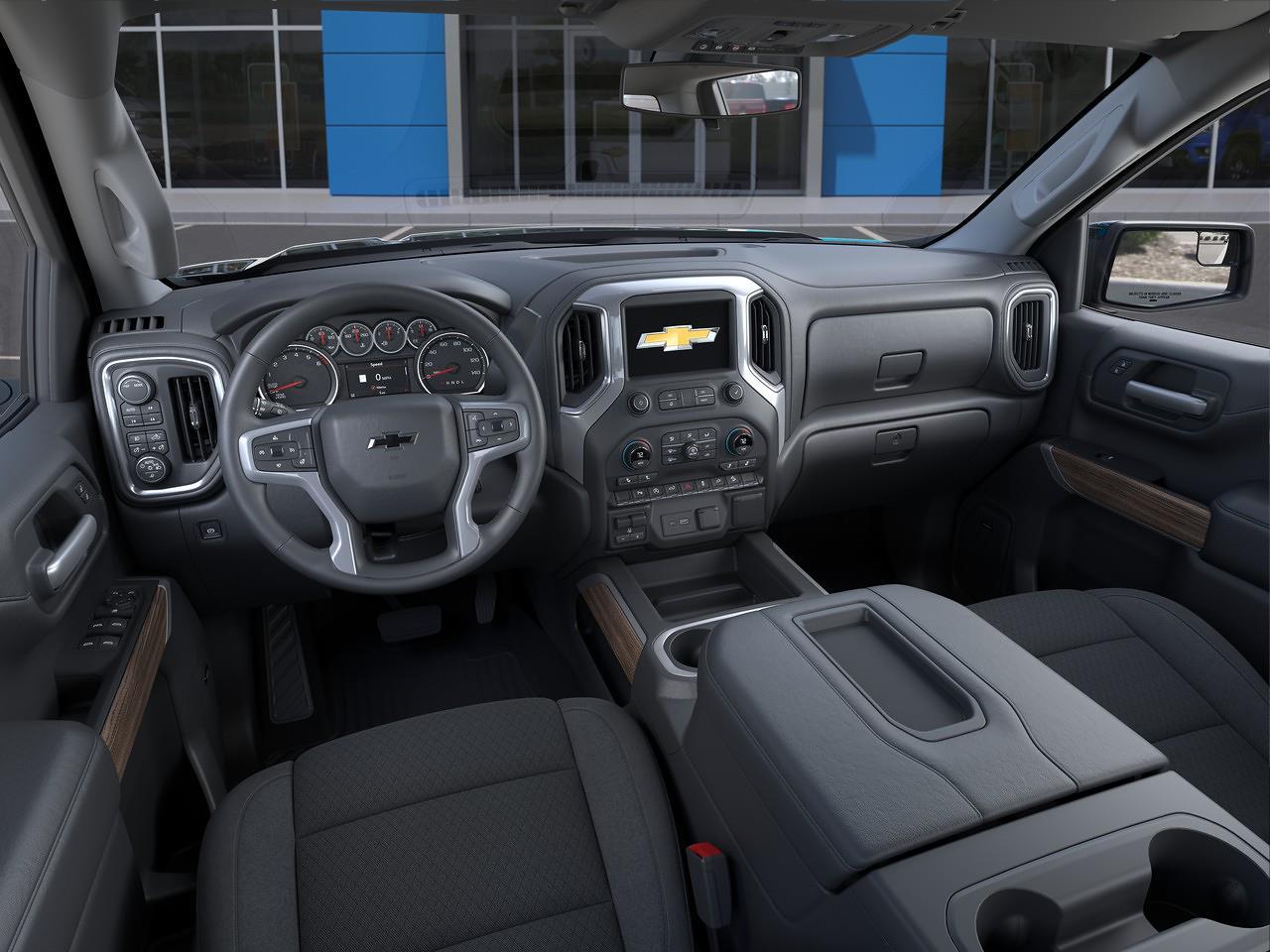 2021 Chevrolet Silverado 1500 Crew Cab 4x4, Pickup #Q210130 - photo 53