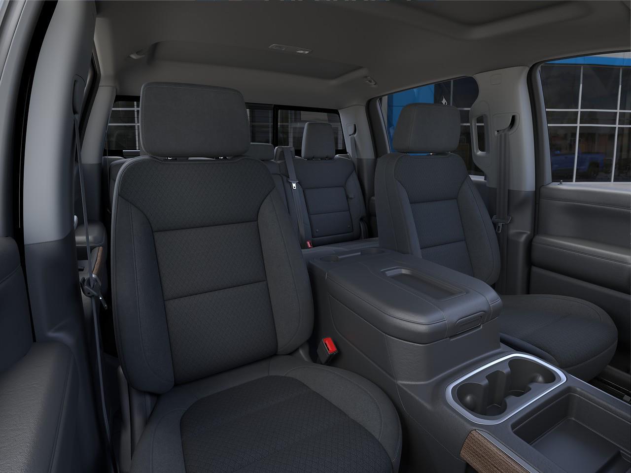2021 Chevrolet Silverado 1500 Crew Cab 4x4, Pickup #Q210130 - photo 54
