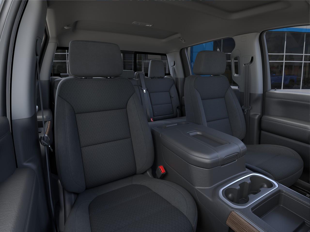 2021 Chevrolet Silverado 1500 Crew Cab 4x4, Pickup #Q210132 - photo 46