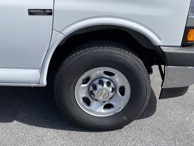 2021 Chevrolet Express 3500 4x2, Dejana DuraCube Cutaway Van #Q210249 - photo 10