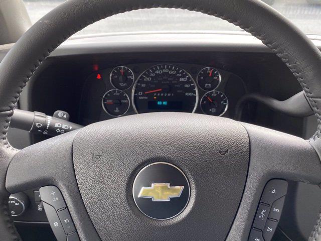 2021 Chevrolet Express 3500 4x2, Dejana DuraCube Cutaway Van #Q210249 - photo 17