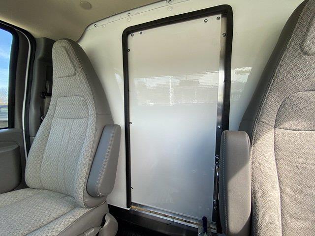 2021 Chevrolet Express 3500 4x2, Dejana DuraCube Cutaway Van #Q210249 - photo 31