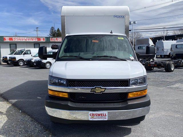 2021 Chevrolet Express 3500 4x2, Dejana DuraCube Cutaway Van #Q210249 - photo 8