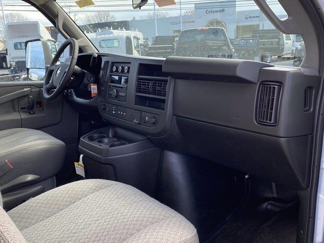 2021 Chevrolet Express 3500 4x2, Dejana DuraCube Cutaway Van #Q210260 - photo 27