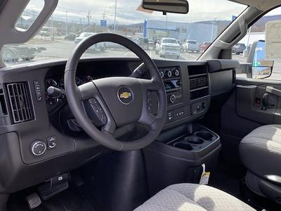 2021 Chevrolet Express 3500 4x2, Dejana DuraCube Cutaway Van #Q210260 - photo 14