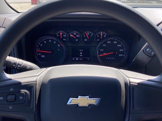 2021 Chevrolet Silverado 2500 Double Cab 4x4, Western Snowplow Pickup #Q210287 - photo 14