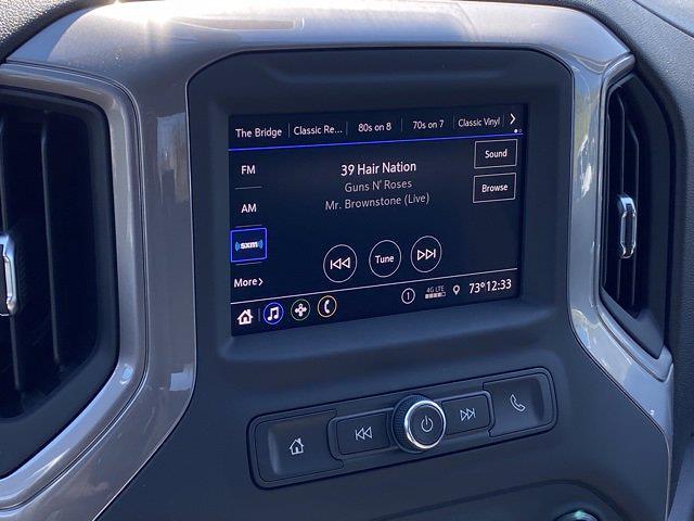 2021 Chevrolet Silverado 2500 Double Cab 4x4, Western Snowplow Pickup #Q210287 - photo 17