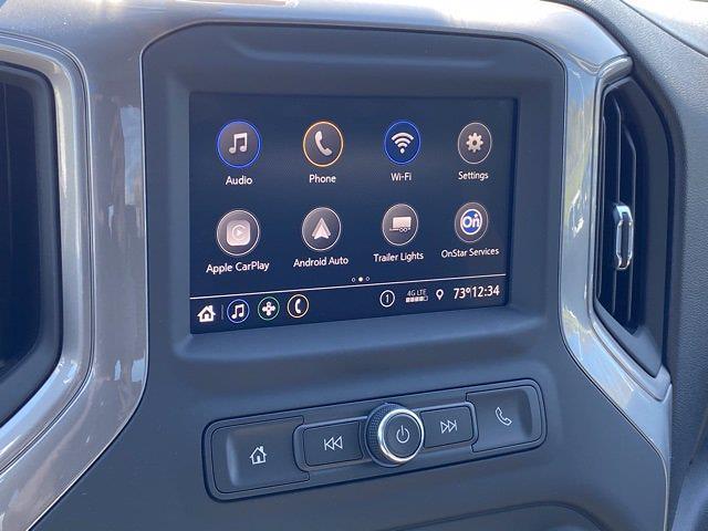 2021 Chevrolet Silverado 2500 Double Cab 4x4, Western Snowplow Pickup #Q210287 - photo 18