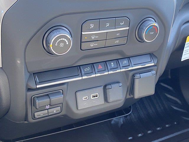2021 Chevrolet Silverado 2500 Double Cab 4x4, Western Snowplow Pickup #Q210287 - photo 19