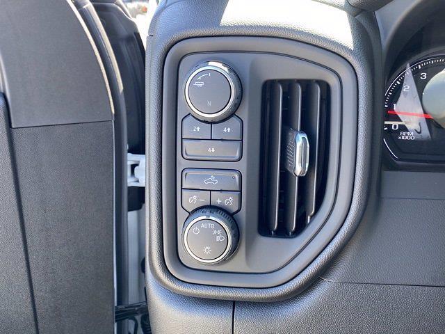 2021 Chevrolet Silverado 2500 Double Cab 4x4, Western Snowplow Pickup #Q210287 - photo 22