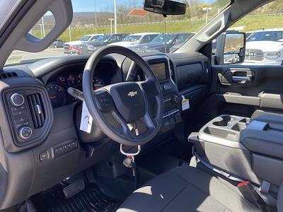 2021 Chevrolet Silverado 2500 Double Cab 4x4, Western Snowplow Pickup #Q210287 - photo 11